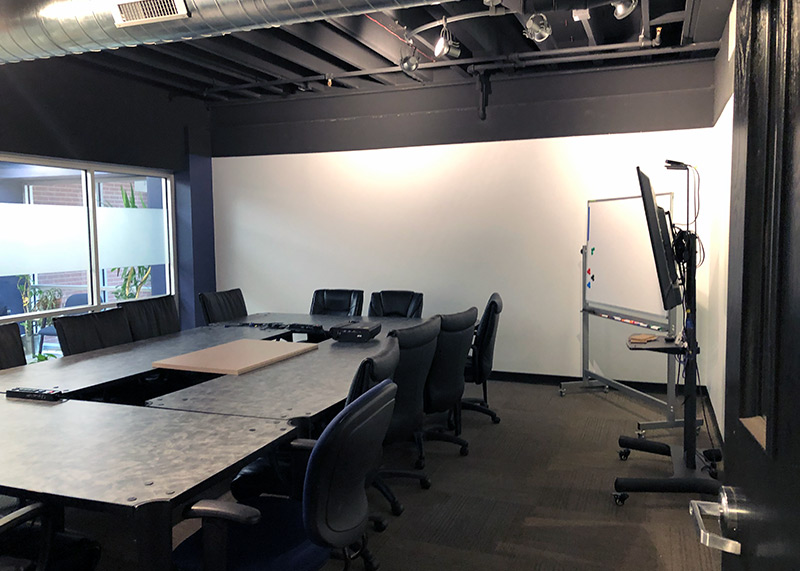 Conference room in Longmont location