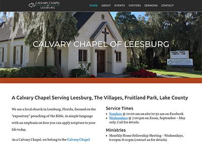 Calvary Chapel of Leesburg, Florida