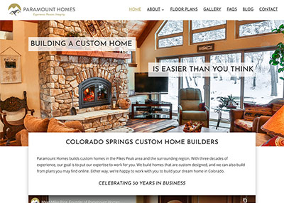 Paramount Custom Homes