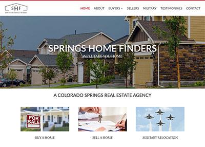 Springs Home Finders
