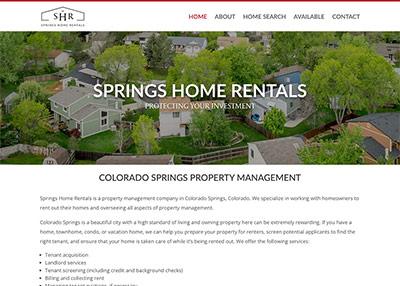 Springs Home Rentals